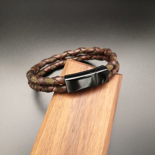 Handmade Brown Bracelet