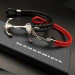 matching bracelets